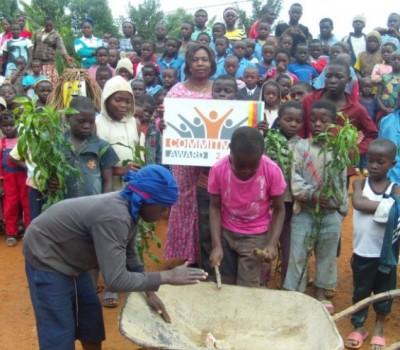 Improved sanitation for rural children_Thanks
