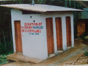 Improved sanitation for rural children_hut