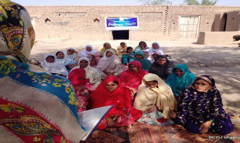 Frauen wählen für die Zukunft Pakistans