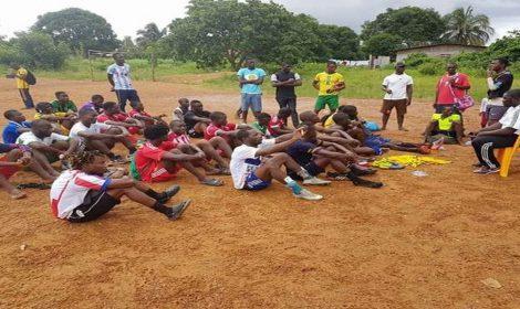 Der Ballon Dieu Youth Football Club